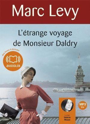 L'ETRANGE VOYAGE DE MR DALDRY CD