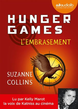 HUNGER GAMES L¦EMBRASEMENT (AUDIOLIBRO)