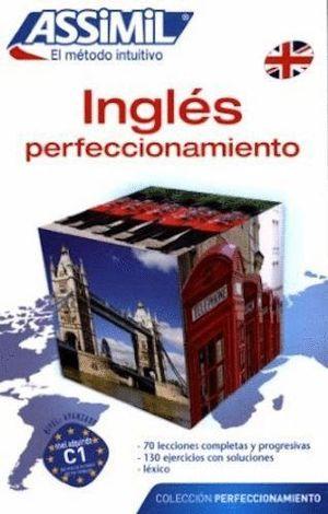 INGLES PERFECCIONAMIENTO LIBRO ALUMNO