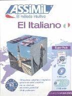 ASSIMIL ITALIANO SUPERPACK (LIBRO+MP3+4CD)