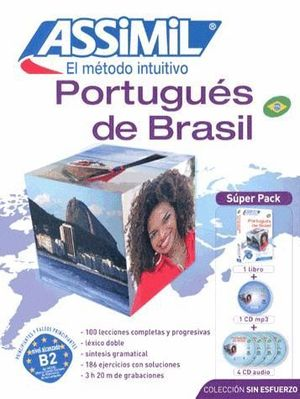 PORTUGUES DE BRASIL (LIBRO + CD MP3 + 4 CD AUSIO)