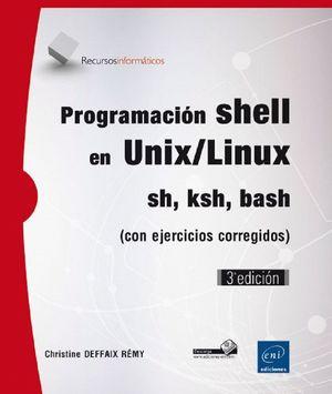 PROGRAMACION SHELL EN UNIX / LINUX