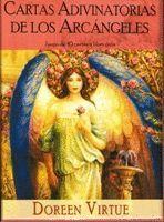 CARTAS ADIVINATORIAS DE LOS ARCANGELES (CAJITA)