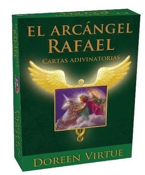 EL ARCANGEL RAFAEL. CARTAS ADIVINATORIAS