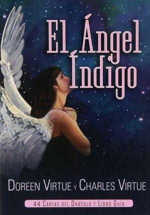EL ANGEL INDIGO (CARTAS)