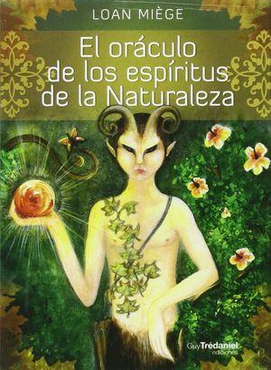 EL ORACULO DE LOS ESPIRITUS DE LA NATURALEZA