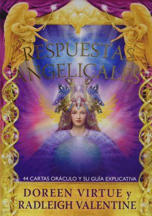 RESPUESTAS ANGELICALES (CAJA DE CARTAS)