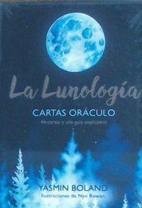 LA LUNOLOGIA . CARTAS ORACULO