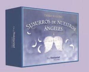 SUSURROS DE NUESTROS ANGELES (CARTAS ORACULO)
