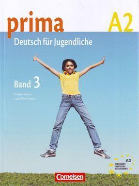 PRIMA A2. BAND 3: SCHULERBUCH