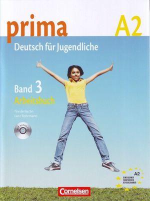 PRIMA A2. BAND 3: ARBEITSBUCH