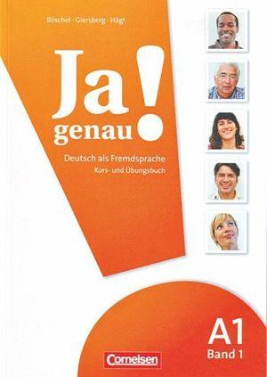 JA GENAU! A1/1