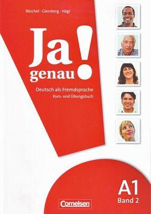 JA GENAU! A1/2
