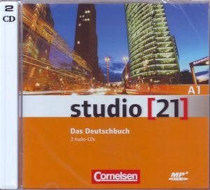 STUDIO 21 A1 - DAS DEUTSCHBUCH - 2 AUDIO-CDS