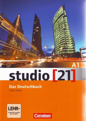 STUDIO 21 A1.1 DAS DEUTSCHBUCH