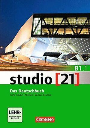 STUDIO 21 B1.1 KURS-UND BUNGBUCH