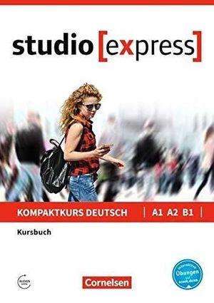 STUDIO EXPRESS A1- A2 - B1. LIBRO DE CURSO