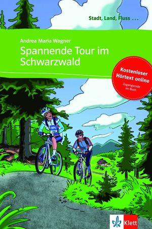 SPANNENDE TOUR IM SCHWARZBALD+ CD (A1)