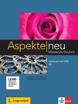 ASPEKTE NEU B2. LEHRBUCH+ DVD