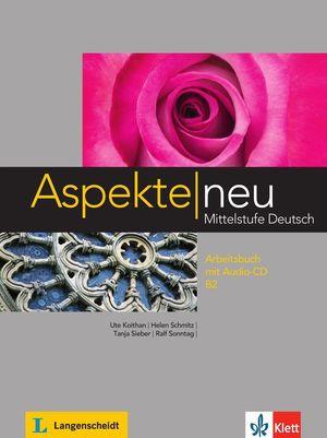ASPEKTE NEU B2. ARBEITSBUCH+ AUDIO-CD