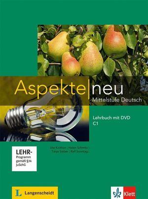 ASPEKTE NEU C1 ALUM+DVD