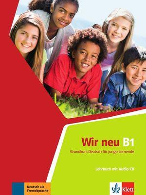 WIR NEU B1 LEHRBUCH ALUM+CD
