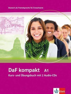 DAF KOMPAKT A1 LEHRBUCH UBUNGSBUCH CD