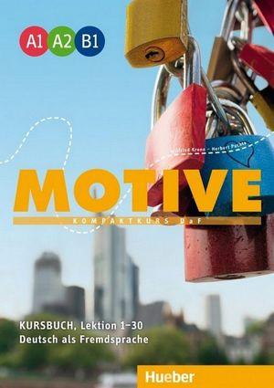 MOTIVE A1 A2 B1 KURSBUCH (ALUMNO)