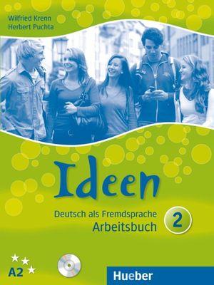 IDEEN 1 ARBEITSB.+CD A1 ARBEITSBUCH (EJERCICIOS)