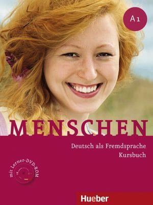 MENSCHEN A1.KB+DVD-ROM (L.ALUM.)