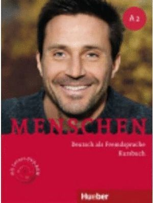 MENSCHEN A2.KURSBUCH+DVD-ROM (L.ALUM.)