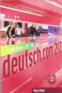 DEUTSCH.COM A2.2 KURSB. (ALUM.)
