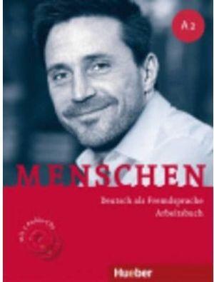 MENSCHEN A2 ARBERBUCH +AUDIOCD (L.EJERC.)