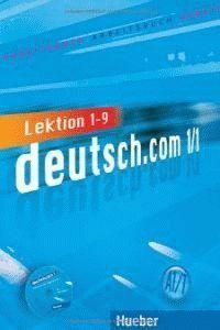 DEUTSCH.COM A1.1 ARBEITSB.(EJERC.)