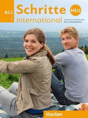 SCHRITTE INTERNATIONAL NEU 1 A1/1 + CD