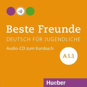 BESTE FREUNDE A1.1 CD-AUDIO (KB)