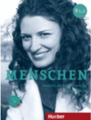 MENSCHEN B1.2 ARBEITSBUCH + AUDIO-CD