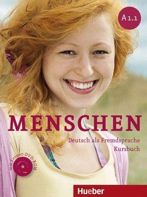 MENSCHEN A1.1 PACK (KURSBUCH + GLOSSAR +DVD)