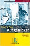 AUSGETRICKST+CD LEKT2