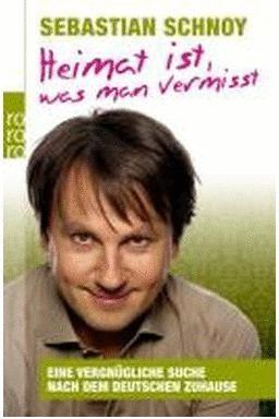 HEIMAT IST WAS MAN VERMISST