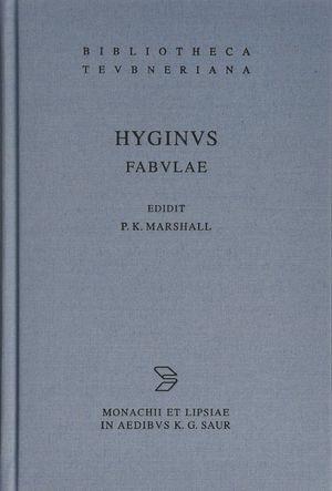 HYGINVS: FABULAE