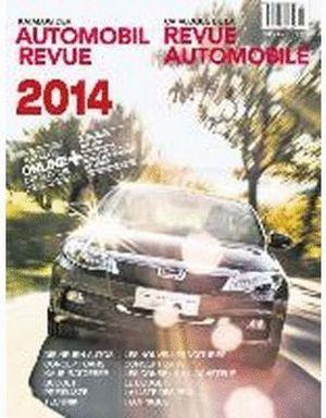 AUTOMOBILE REVUE 2014