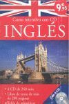 CURSO INTENSIVO DE INGLES CON 4CD + LIBRO + TABLA GRAMATICA