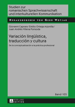 VARIACION LINGUISTICA, TRADUCCION Y CULTURA
