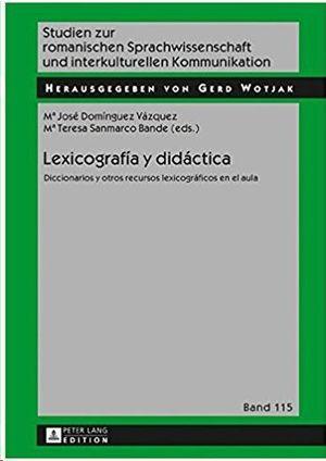 LEXICOGRAFIA Y DIDACTICA