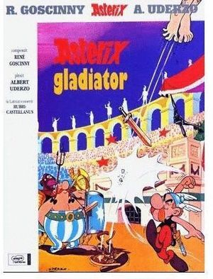 ASTERIX GLADIATOR (LATIN)