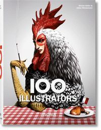 100 ILLUSTRATORS. ESPAÑOL, ITALIANO