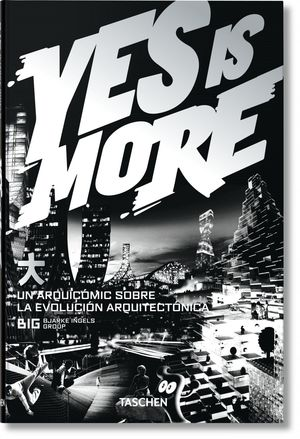 YES IS MORE AN ARCHICOMIC CON ARCHITECTURAL EVOLUCTION GB