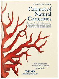 SEBA CABINET OF NATURAL CURIOSITIES