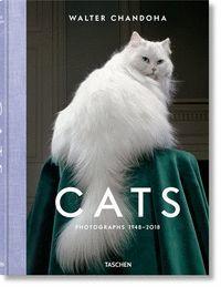 CATS. PHOTOGRAPHS 1942-2018